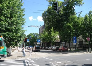 Reimersa iela 2015. gadā