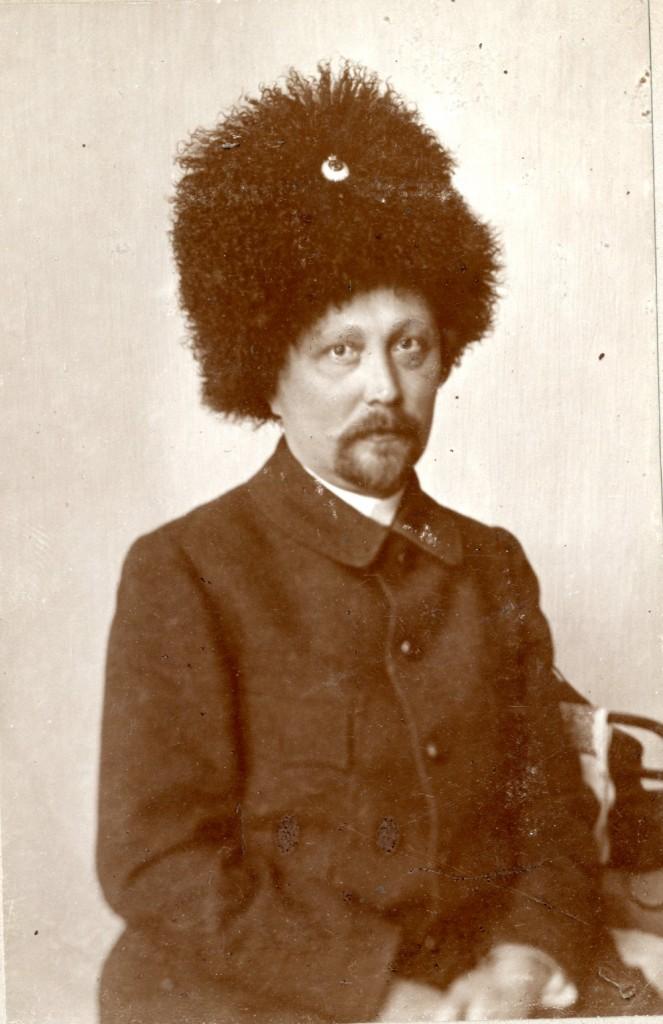 Ārsts Ernests Putniņš (1867-1962) Krievu-japāņu karā